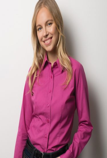 Easycare women's long sleeve shirt