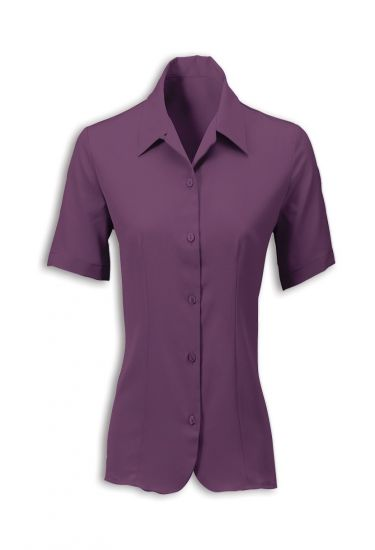Women's crepe de chine blouse