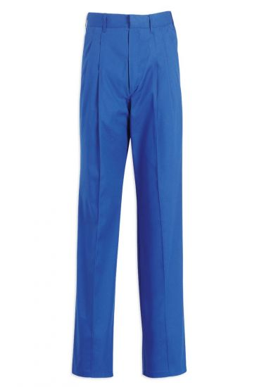 Essential mens pleat front trousers (NM 368)