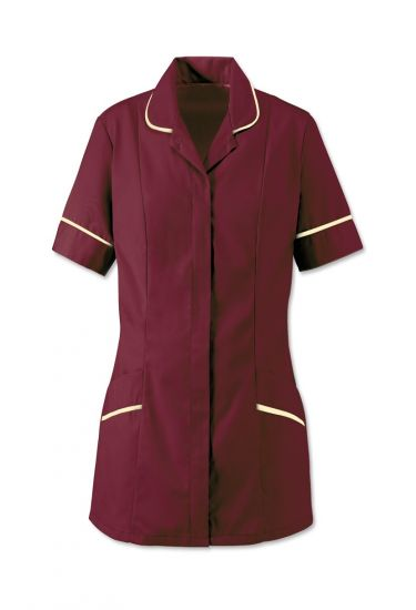 Women's soft-brushed tunic (D 309)