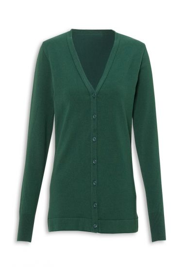 Women's soft-touch cardigan
