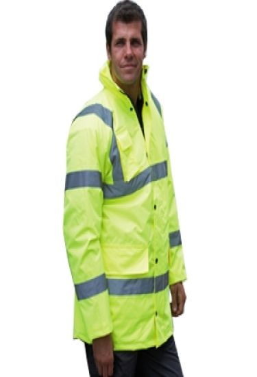 Dickies motorway hi-vis jacket (SA 22045)