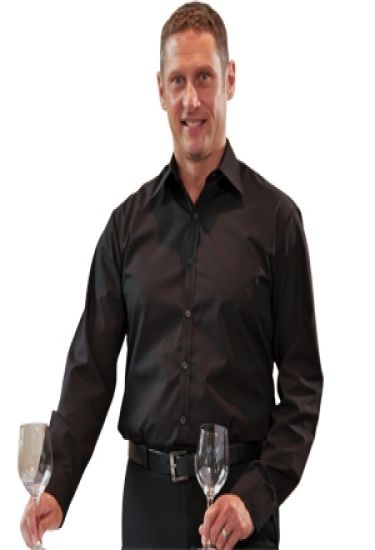 Men's classic long sleeve shirt