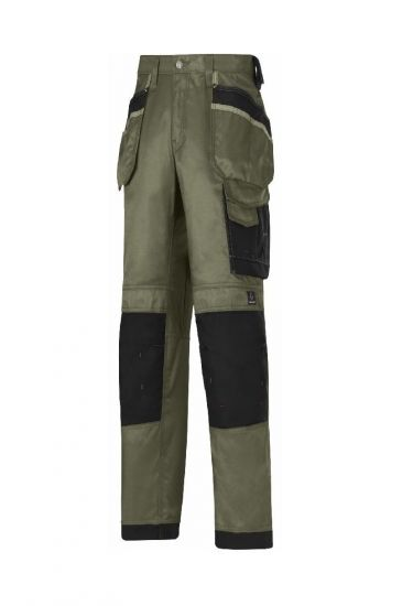 Snickers 3212 DuraTwill™ trousers with holster pockets (NM 239)