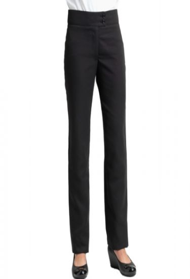 Cropped Length Ladies Trousers  (DC 40U)
