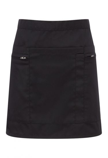Zip Pocket waist apron