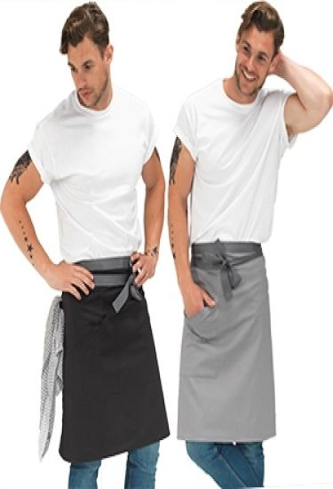 Le Chef statement waist apron