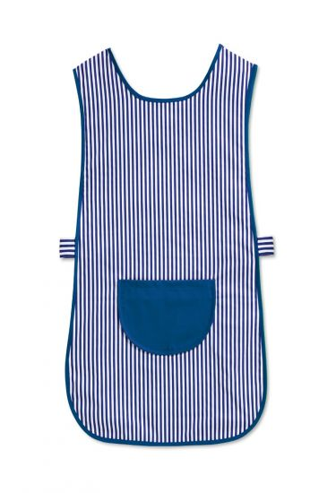 Candy stripe tabard with pocket