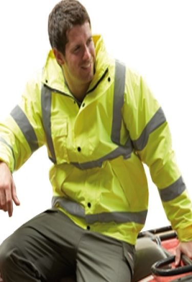 High visibility bomber jacket (SA 22050)